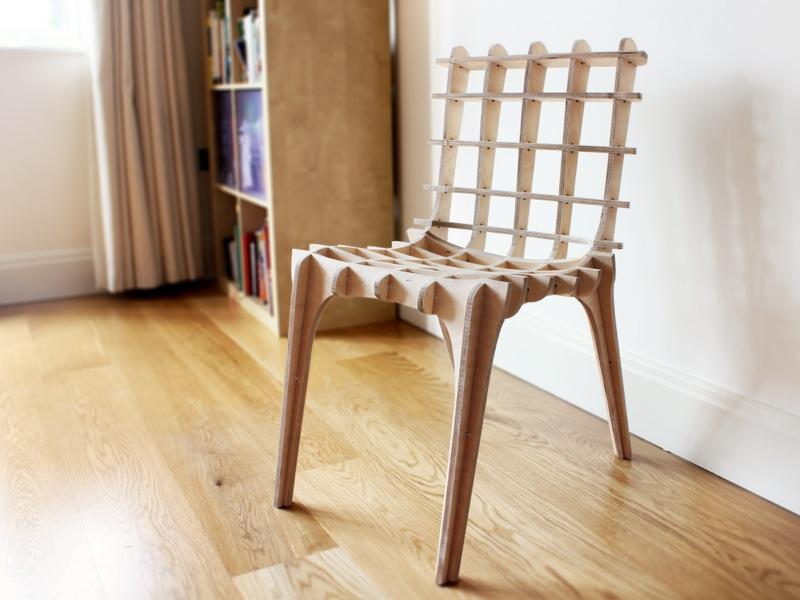 Cadeira Sketch Chair - Open Source