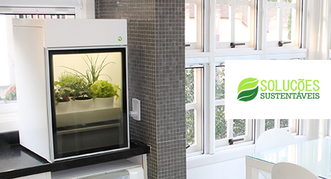 Horta em casa plant rio estufa para cultivo indoor - Estufas para casa ...