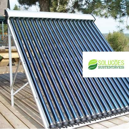 Projeto Aquecimento solar de água