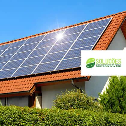 Projeto energia Fotovoltaica