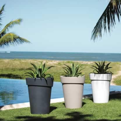 Vasos de plastico Koppa Casa Delta Tramontina