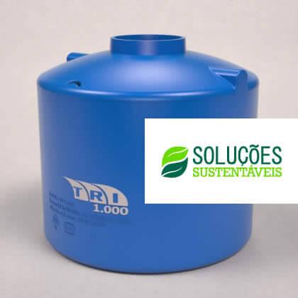 Cisterna Vertical 1000 litros